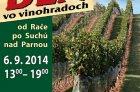 Veľké vína Malých Karpát Pozvánka do malokarpatských viníc Deň vo vinohradoch 2014®
