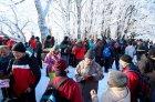 Silvestrovský výstup na Záruby 2015