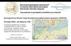 Geologicko - turistická mapa Sandbersko - pajštúnskeho geoparku